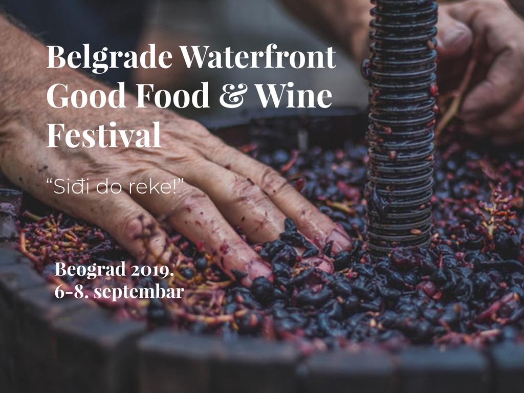 Sajam hrane i najboljih vina iz zemlje i regiona od 6. do 8. septembra u Beogradu