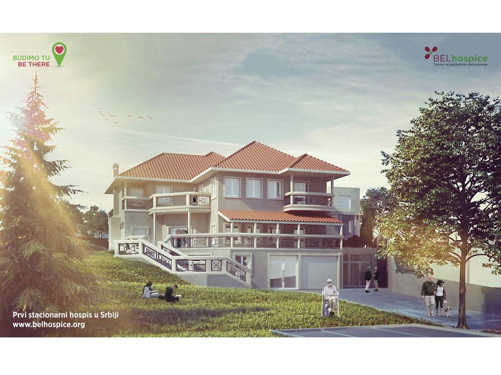 EU pomaže otvaranje Dnevnog centra prvog hospisa u Srbiji