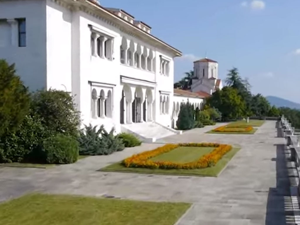 Jubilee 15th tourist season at the Royal Compound in Dedinje to start on April 3