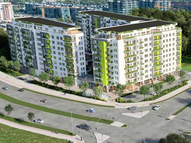 Kompleks Elixir Garden za porodični mir i savremen način života - Od garsonjera do luksuznih premijum stanova na atraktivnoj lokaciji (FOTO)