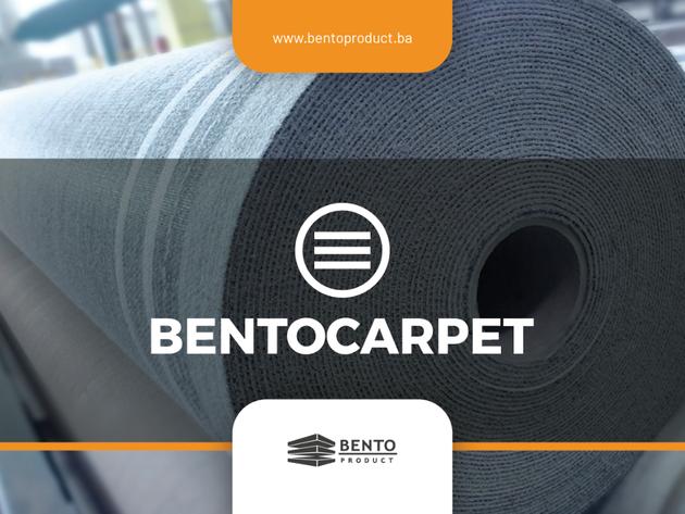 BENTOCARPET - visoko kvalitetni vodonepropusni bentonitni tepisi za niskogradnju i visokogradnju (FOTO)