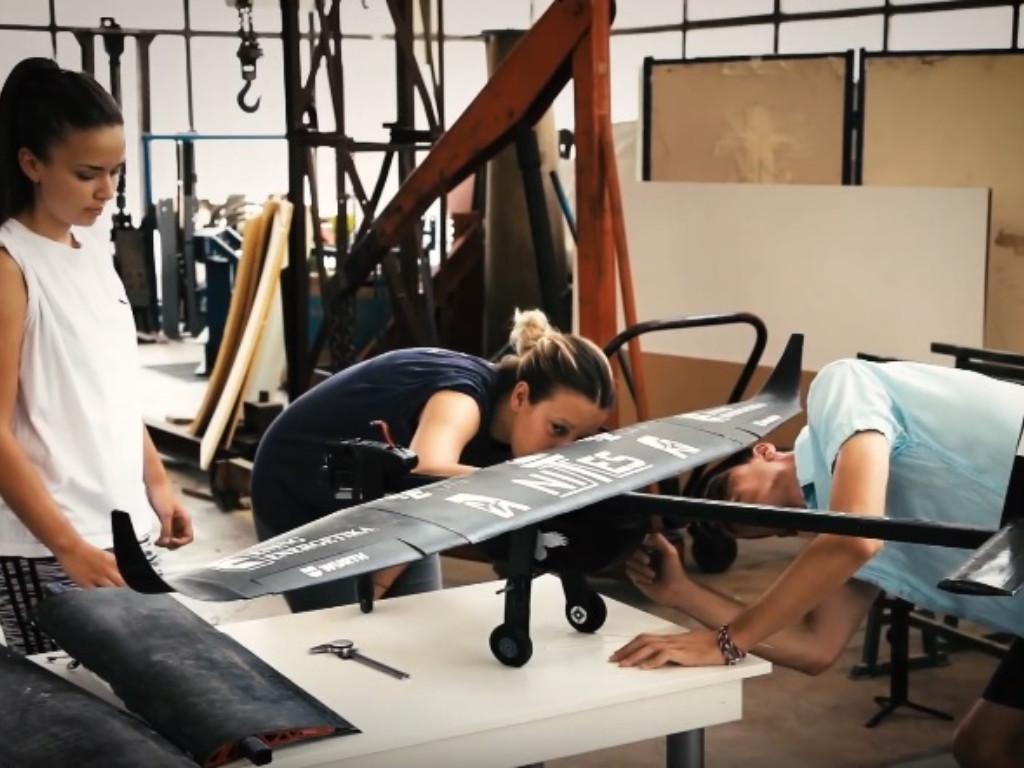 Bespilotna letelica OSA studentskog tima Beoavia spremna za prvi let na svetsko takmičenje u Hamburgu