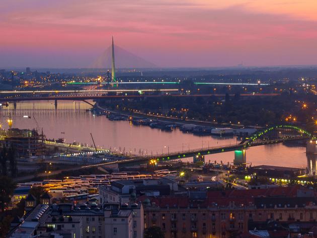 Akcioni planovi za zeleni grad i održivu energiju u Beogradu predviđaju projekte vredne 5,2 mlrd EUR