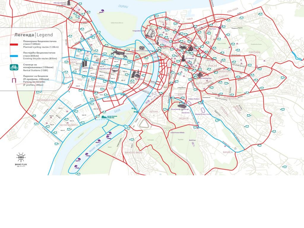 Biciklom Kroz Ruzveltovu Sve Do Mirijeva Do 2019 Beograd Dobija