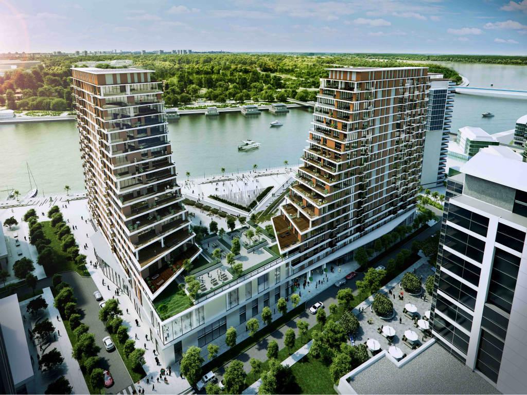 Alabar najavio useljavanje prvih stanara u Beogradu na vodi do proleća 2018.