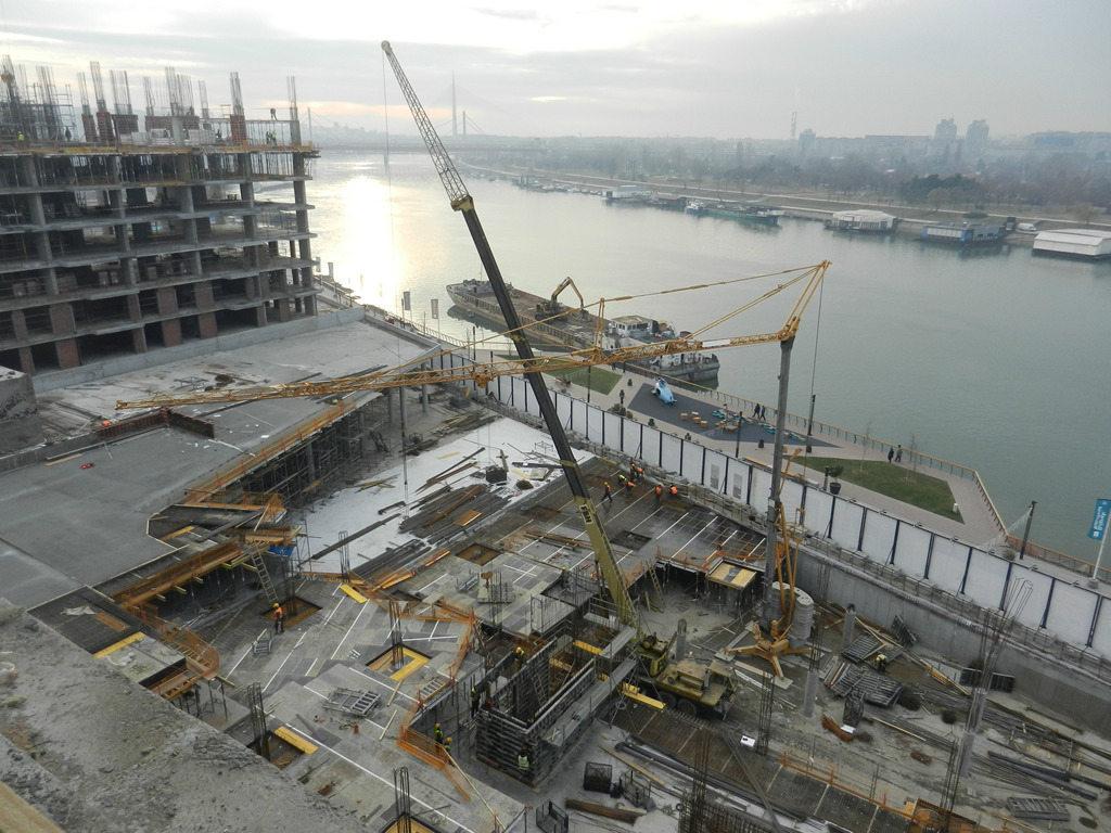 Država eksproprisala zemljište od Gazele do dela Mostara - Beograd na vodi se širi do Sajma