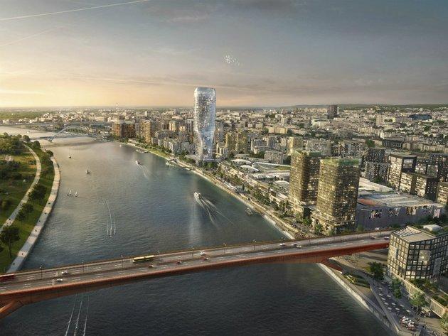 Beograd do 2029. godine dobija metro, mostove i naselja niz reku?