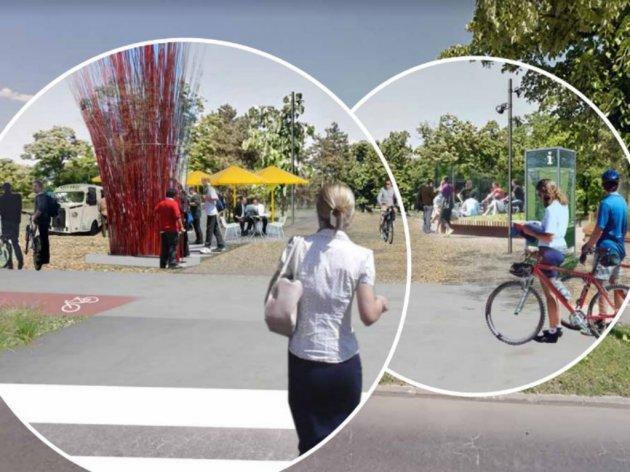 Usce park to have seven zones – We present conceptual design of Belgrade's green oasis
