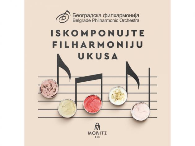 Beogradska filharmonija dobija svoj sladoled