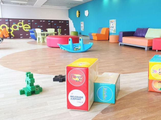 novi prostor za decu