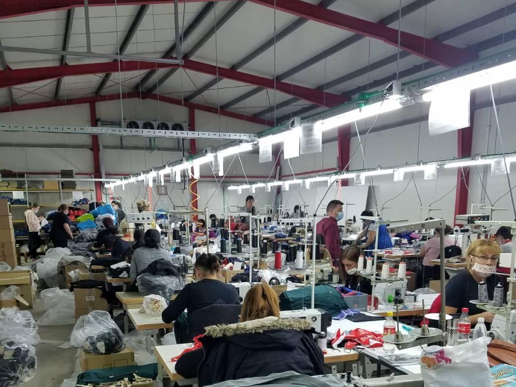 Best-Tex iz Srpca planira razvoj sopstvenog proizvoda - Većinu izvoze za italijansku modnu kompaniju Calzedonia