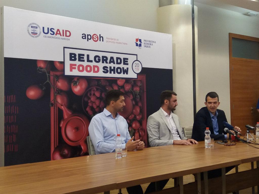 Visokokvalitetna hrana ima ogroman potencijal za izvoz - Belgrade Food Show šansa da se proizvođači povežu sa distributerima i kupcima