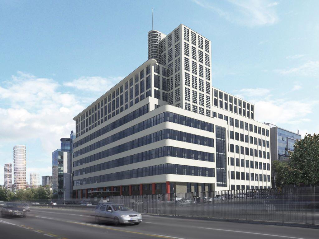 Marera kupila zgradu BIGZ-a - U savremeni biznis centar biće uloženo više od 40 mil EUR (FOTO)