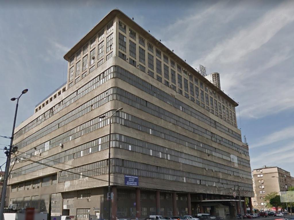 BIGZ Publishing 10. decembra odlučuje o prodaji zgrade kod Sajma