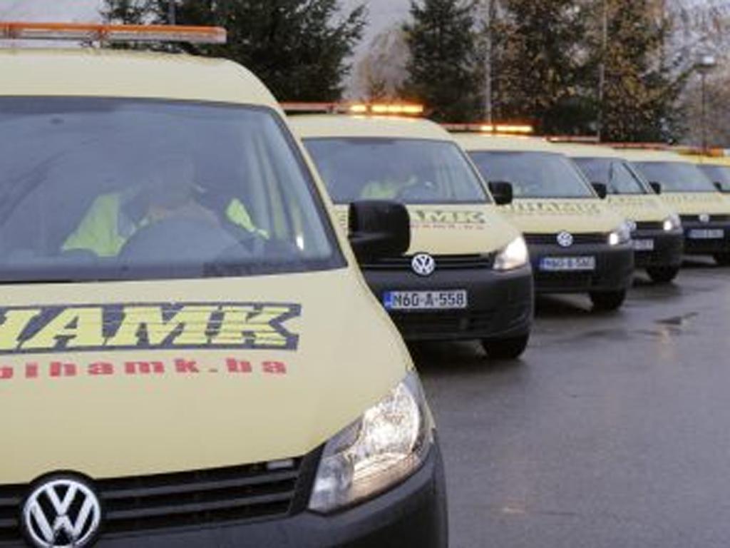 Svi vozači iz FBiH imaju tri besplatne intervencije godišnje u BIHAMK-u