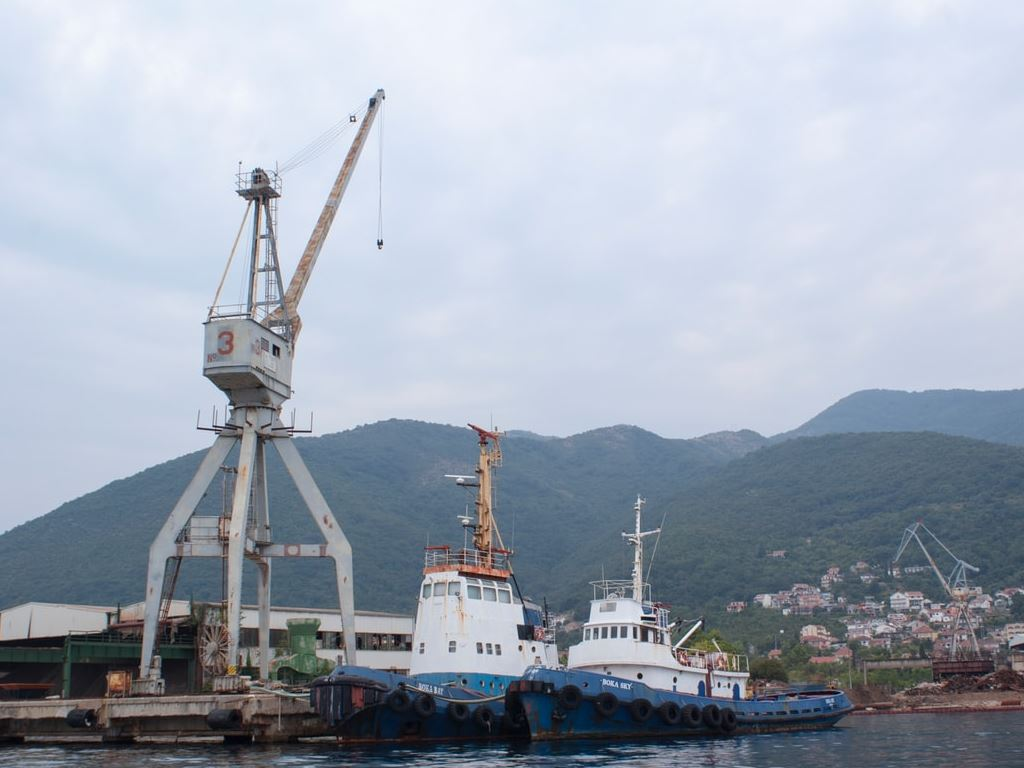 Holandski Damen odustao od remonta jahti i megajahti u Bijeloj - Ugovor o koncesiji za brodogradilište neće se raskidati