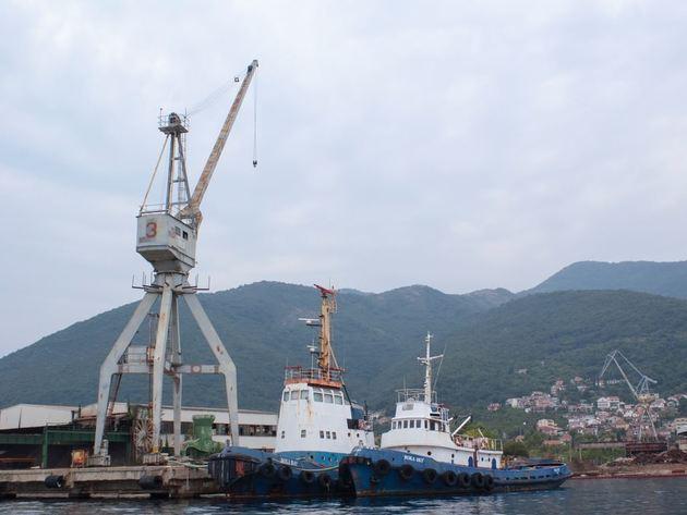 Brodgradilište Bijela