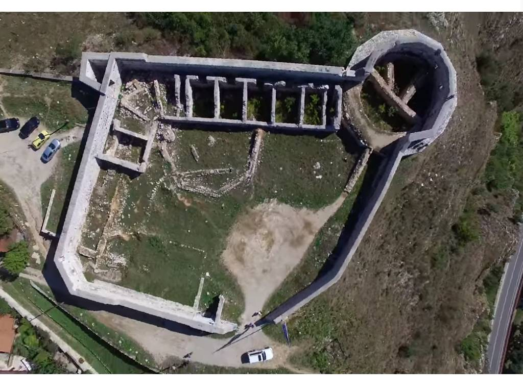 Završena sanacija zidova Bijele tabije u Sarajevu