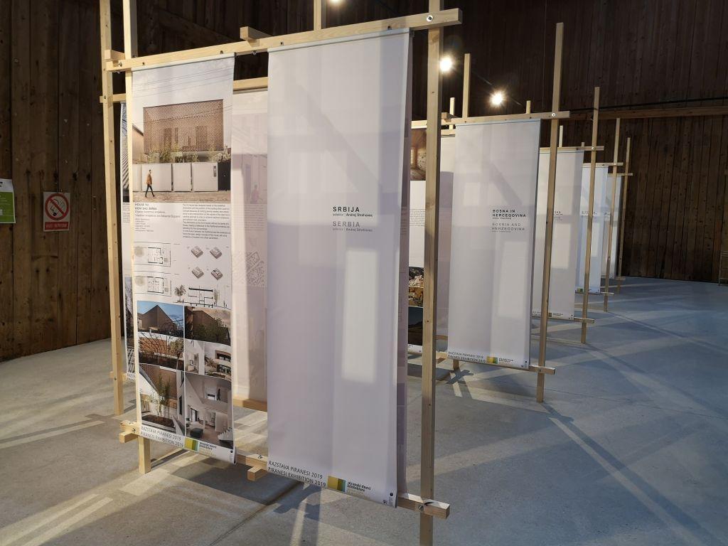 Još tri izložbe na 16. Beogradskoj internacionalnoj nedelji arhitekture