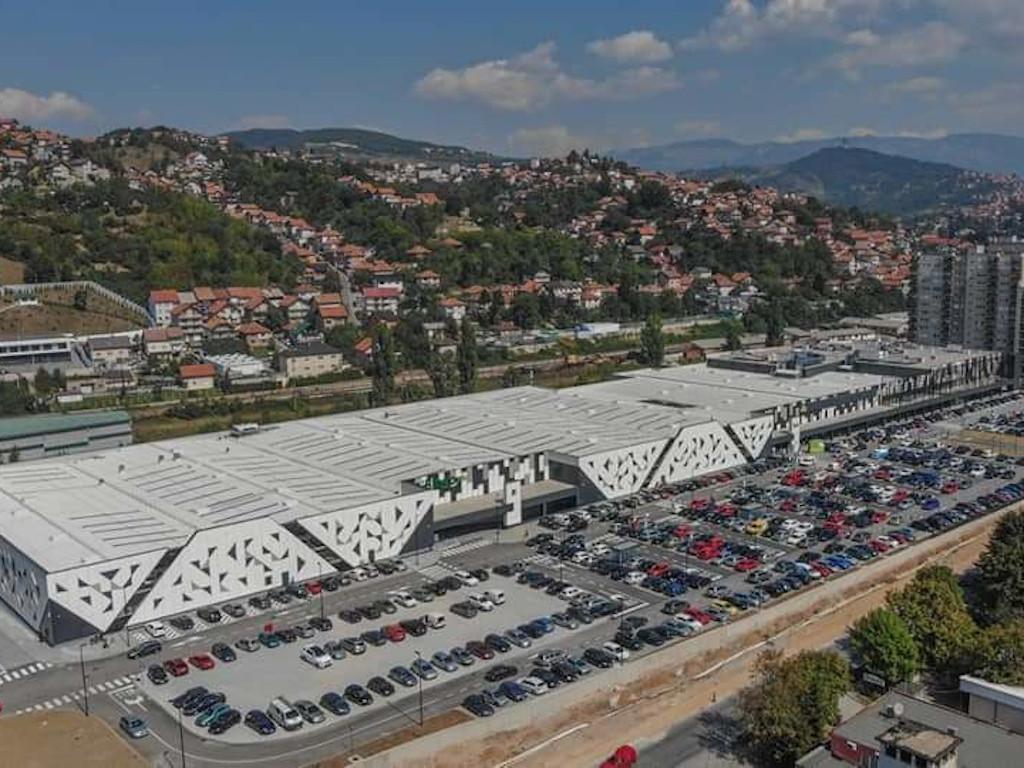 U Sarajevu otvoren najveći Bingo tržni centar u BiH