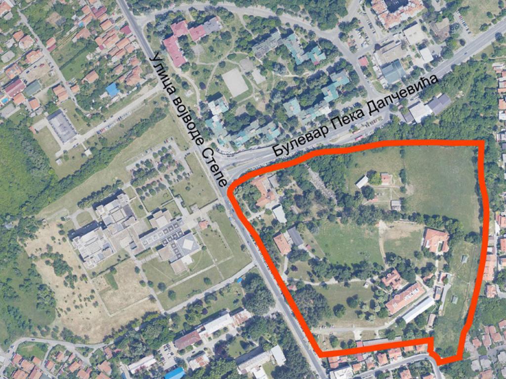 BIO4 Kampus u Beogradu imaće laboratoriju bezbednosnog nivoa 3 - Raspisan konkurs za rešenje faze A sa dva fakulteta, institutima, naučno-tehnološkim parkom