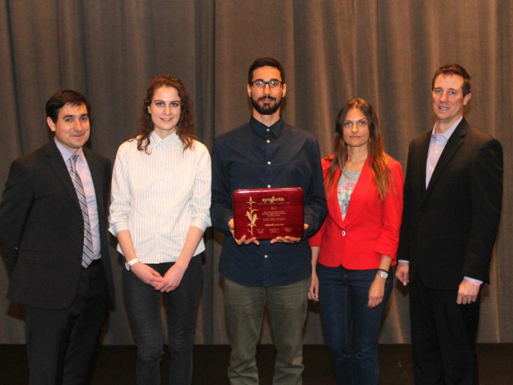 BioSens osvojio treću nagradu na prestižnom svetskom takmičenju za primenu veštačke inteligencije