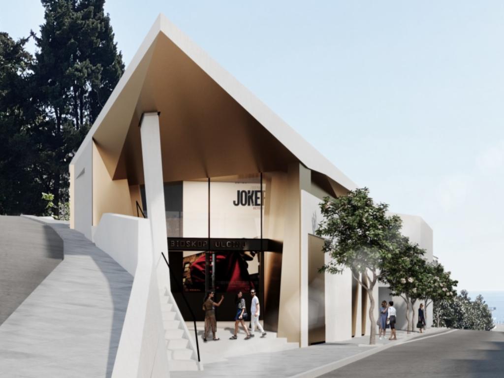 Pogledajte kako će izgledati bioskop u Ulcinju nakon rekonstrukcije (FOTO)