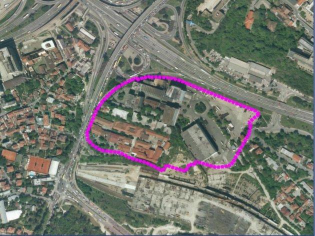 Umesto stare pivare Đorđa Vajferta komercijalni sadržaji - Područje kompleksa BIP-a dobilo plan detaljne regulacije