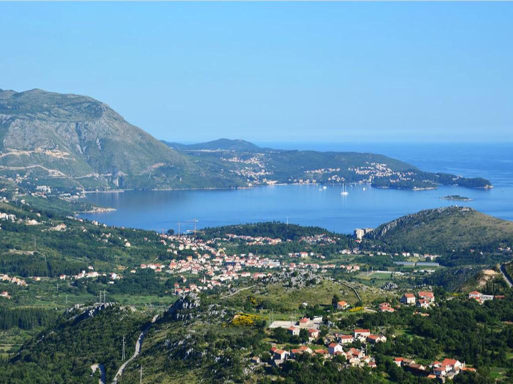 """Turistička oaza na Dubrovačkim visovima - """"BiS Adriatic"""" planira izgradnju još 6 luksuznih vila iznad Dubrovnika (FOTO)"""