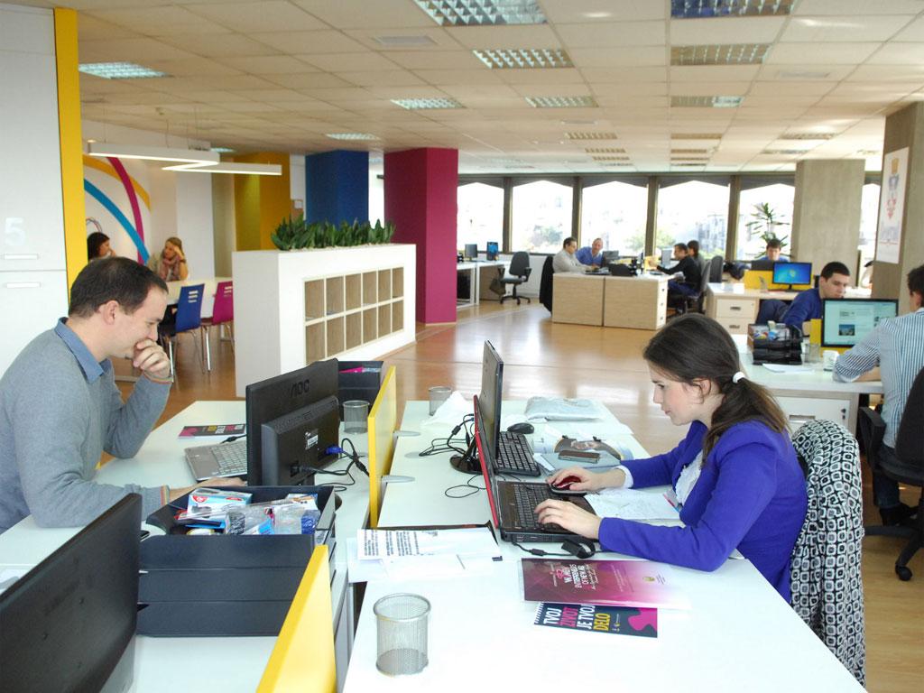 Otvoren Preduzetnički hab u Kruševcu - Prostor za preduzetnike i investitore
