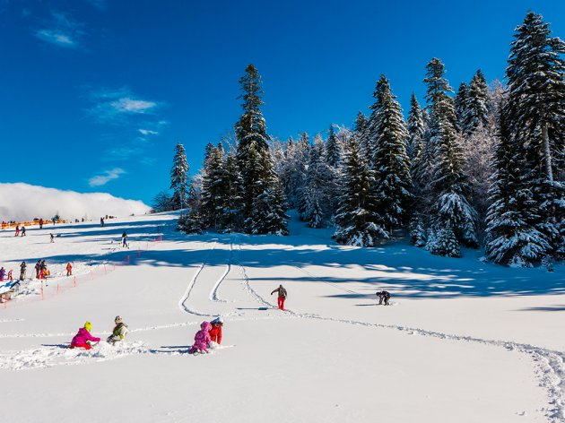 Skifahren auf dem Berg Lisac bei Raska - Ausschreibung für die Erstellung von Projektunterlagen für Seilbahn, Skipiste, Beschneiungsanlage, Abenteuerpark