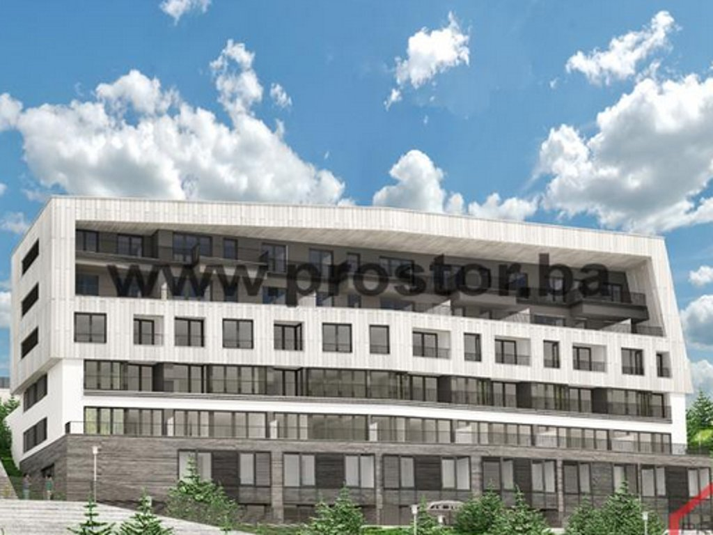 U novembru gotova gradnja apartmanskog objekta na Bjelašnici - Tik do staze predviđeno 58 apartmana