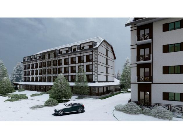 Mojkovac dobija kondo hotel Black Pine sa četiri zvjezdice - Početak izgradnje planiran na proljeće 2021, investicija vrijedna 10,57 mil EUR