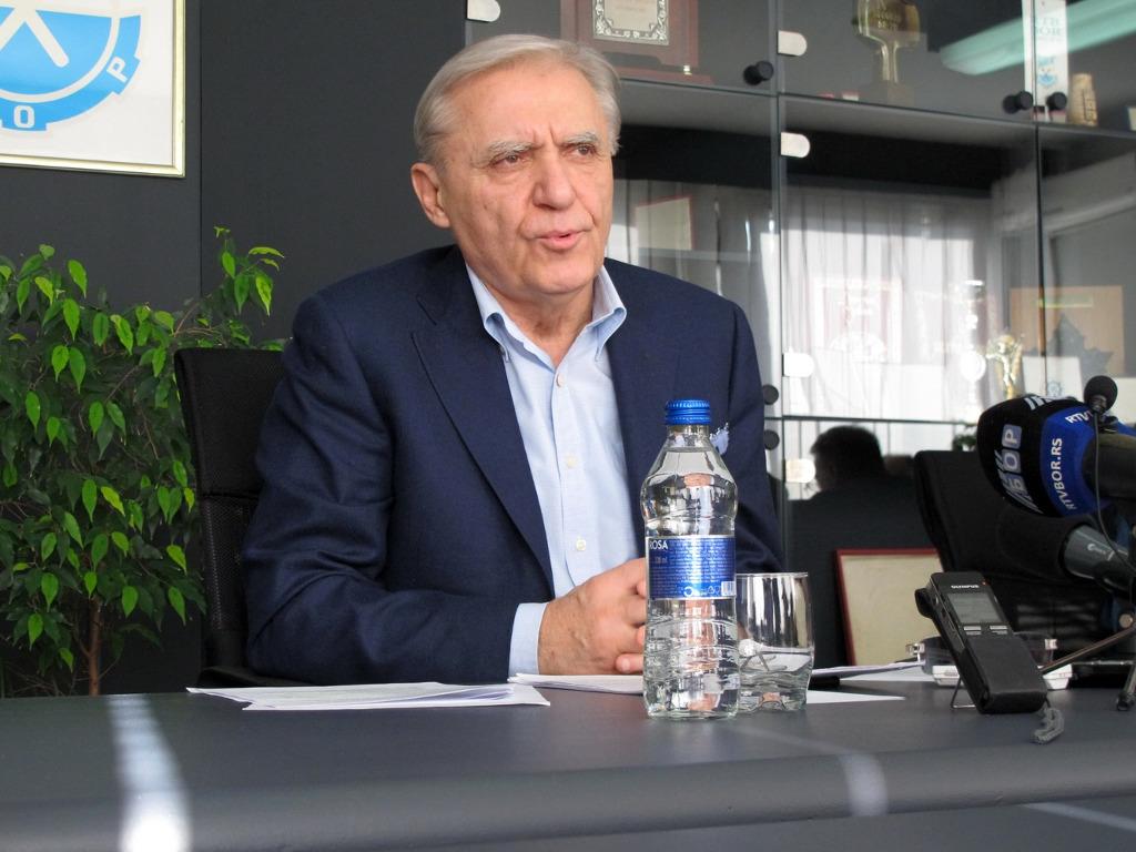 SPASKOVSKI: Neće biti otpuštanja zbog reorganizacije u RTB Bor