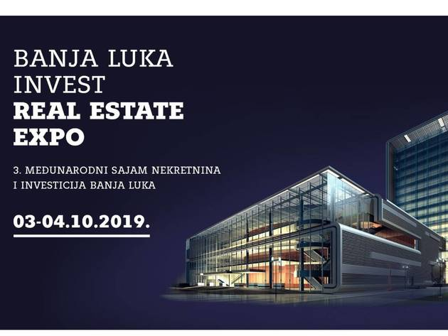 Međunarodni sajam nekretnina i investicija BLIRE 3. i 4. oktobra u Banjaluci