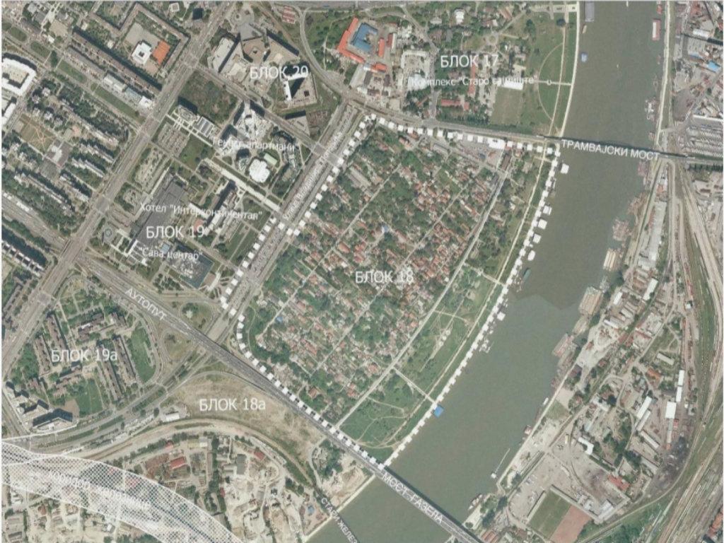 Putin dovodi investitora za ruski pandan Beograda na vodi - Fond Marera Properties želi da gradi poslovni centar u Bloku 18