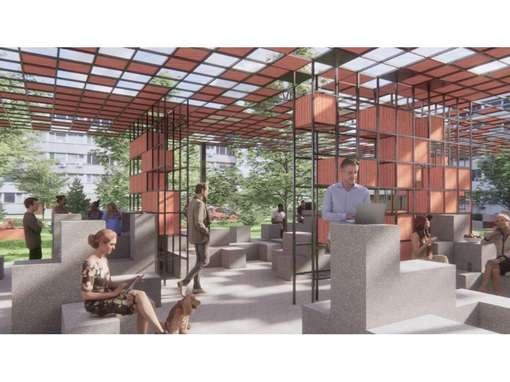 Online diskusija o Bloku 45 na programu 16. Beogradske internacionalne nedelje arhitekture