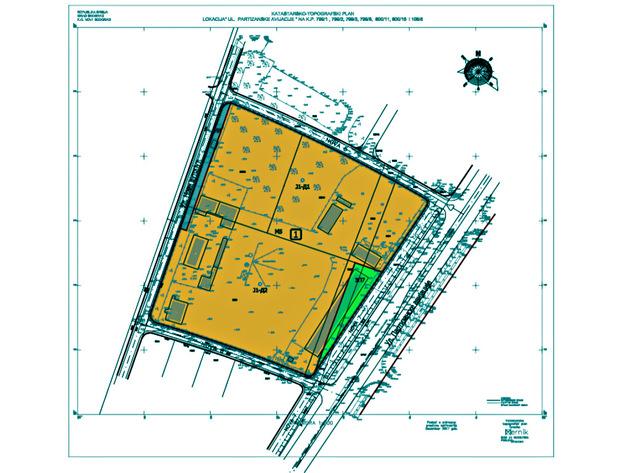 Buduća namena površina u Bloku 51