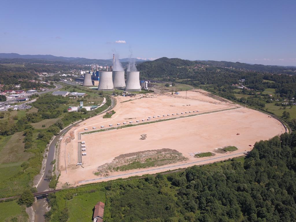Završeni pripremni radovi za izgradnju Bloka 7 u TE Tuzla