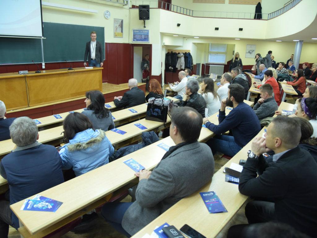 Serbian Blockchain Summit 2 - Blokčejn tehnologije su revolucija koju živimo