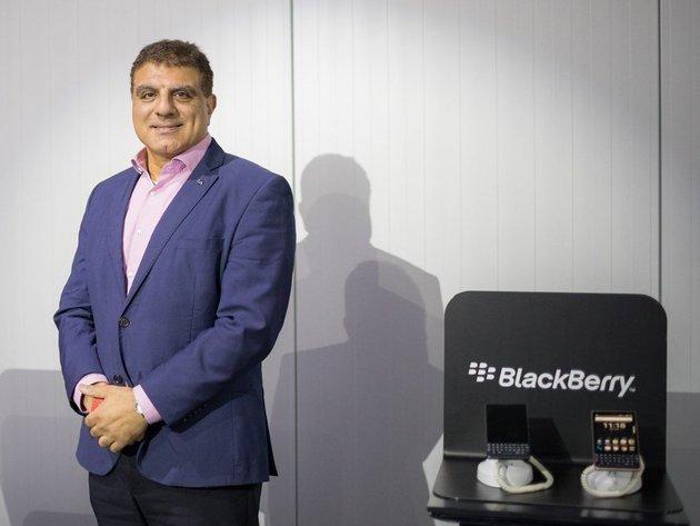 Bob El-Hawary, direktor prodaje i marketinga kompanije BlackBerry - Veliki povratak mehaničke tastature na mobilne telefone