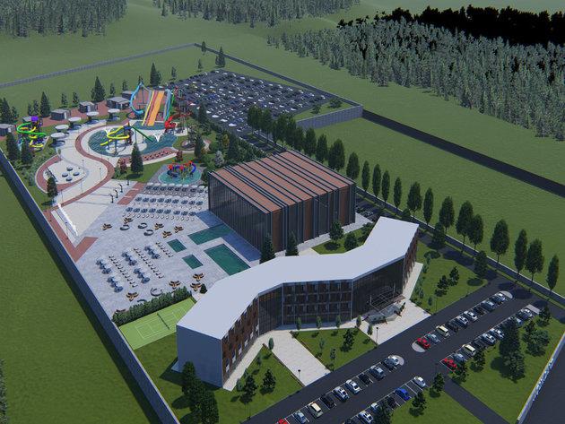 Kompleks sa akva parkom i velnes centrom uskoro će se graditi u Bogatiću - Turistička ponuda Mačve sve bogatija (FOTO)