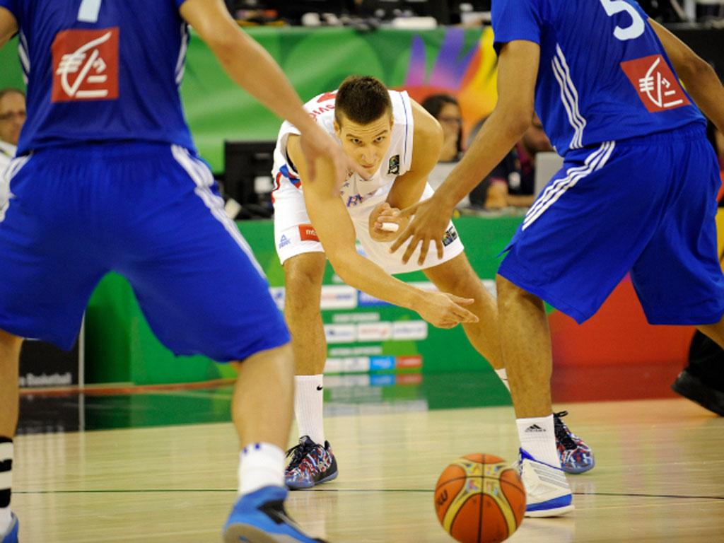 Bogdan Bogdanovic erhielt MVP-Trophäe der Rising Stars Challenge
