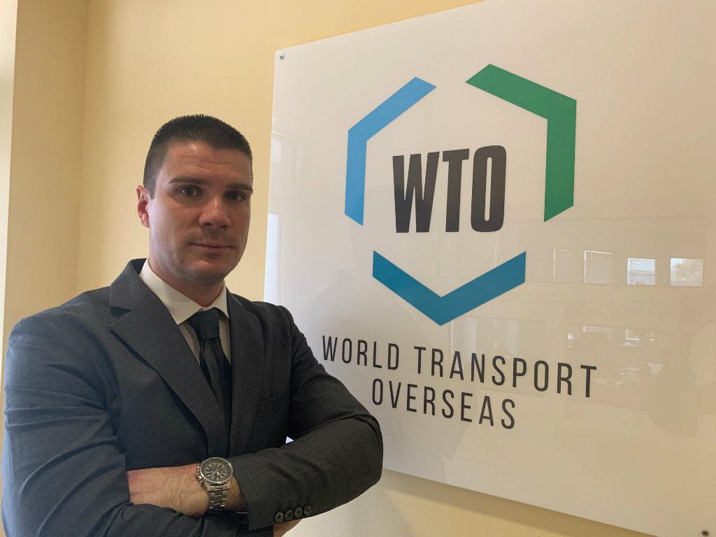 Bogdan Gavrilović, menadžer prodaje WTO - Novi vizuleni identitet kompanije i strategija Vision 2030 za globalno prisustvo do kraja decenije