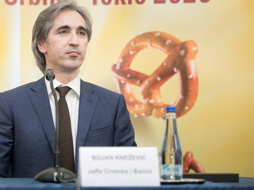 Bojan Knežević, generalni direktor kompanija Banini i Jaffa Crvenka - Udruživanje nam daje odlične mogućnosti za nove proizvode
