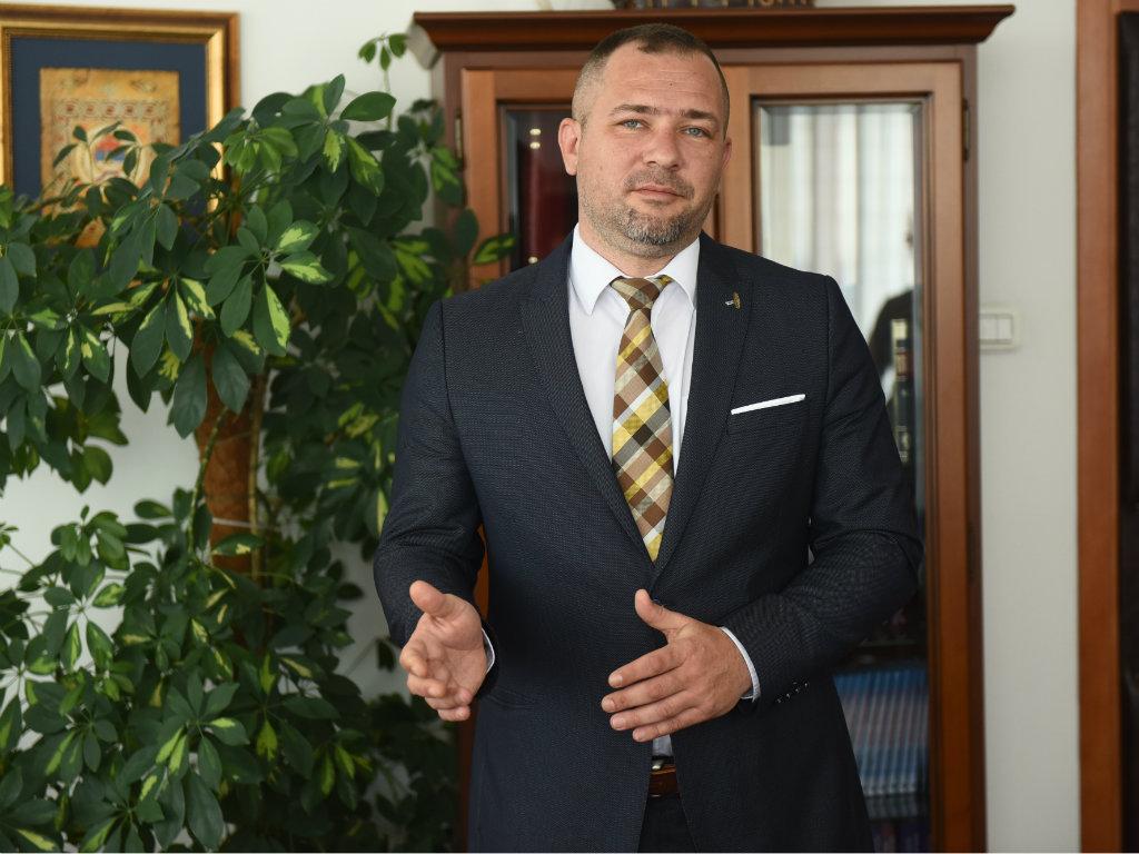 Bojan Popović, generalni direktor Dunav osiguranja - Želimo da proširimo poslovanje u FBiH