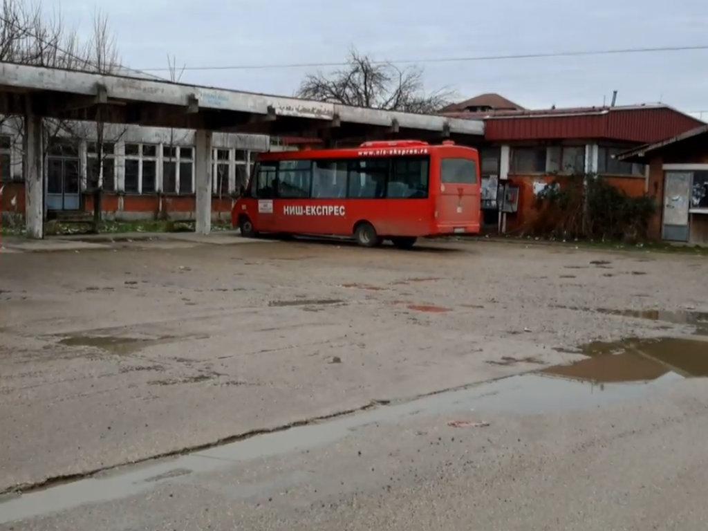 Opština Bojnik otkupila staru autobusku stanicu za million dinara