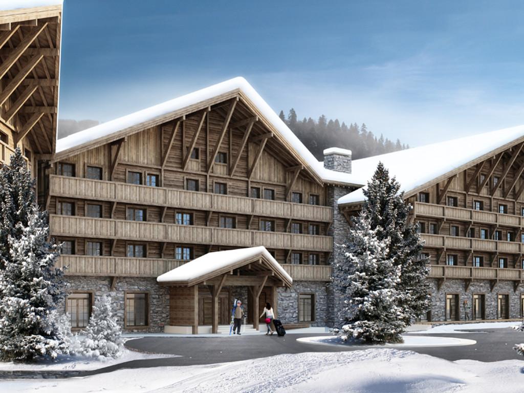 """Otkrijte budući izgled prvog ski-rizorta u Crnoj Gori - """"Boka Group"""" počinje izgradnju luksuznog hotela, na proljeće 2015. niču apartmani i stambeni objekti (FOTO"""