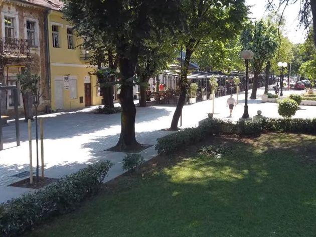 Nastavlja se uređenje centra Podgorice - Za rekonstrukciju Njegoševe ulice više od 850.000 EUR, raspisan tender za izvođače
