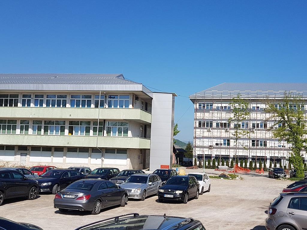Završena sanacija dijela kompleksa Kantonalne bolnice Bihać - Uprava najavljuje dodatne investicije